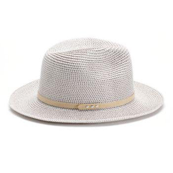 SONOMA Goods for Life™ Straw Panama Hat