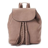 Mellow World Annette Whipstitch Drawstring Backpack