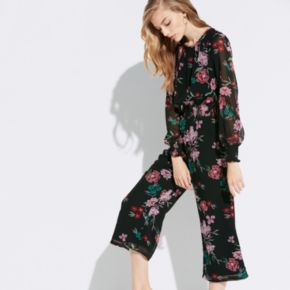 k/lab Floral Jumpsuit