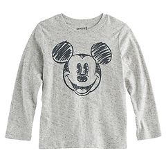 Disney's Mickey Mouse Boys 4-10 Scribble Graphic Tee by Jumping Beans®