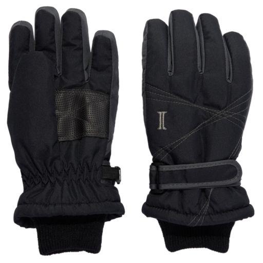 Boys Igloo Talon Ski Gloves