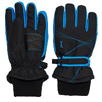 Boys Igloo Talon Ski Gloves