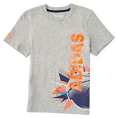 Toddler Boy adidas Collage Basketball Graphic Tee