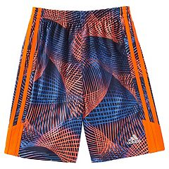 Toddler Boy adidas Amplified New Abstract Print Athletic Shorts