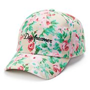 Women's SO® Floral 'Daydreamer' Baseball Cap