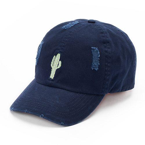 Women's SO® Cactus Baseball Cap
