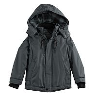 Boys 4-7 Urban Republic Fleece Lined Midweight Jacket