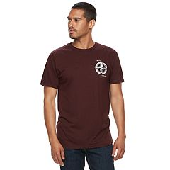 Men's Apt. 9® Soft Touch Compass Pocket Tee