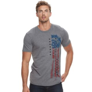 Men's Apt. 9® Abstract American Flag Graphic Tee