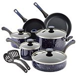 Paula Deen Riverbend 12-pc. Aluminum Nonstick Cookware Set
