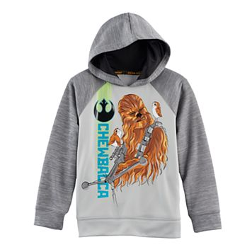 Boys 4-7x Star Wars a Collection for Kohl's Star Wars Episode VIII: The Last Jedi Chewbacca Hoodie