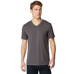 Men's CoolKeep Hyper Stretch Performance V-Neck Tee