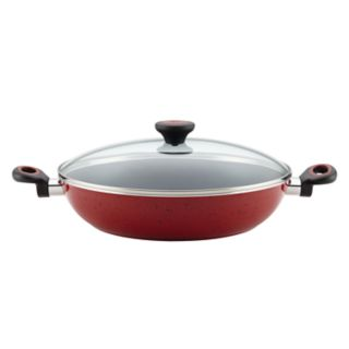 Paula Deen Riverbend Aluminum Nonstick Chicken Fryer