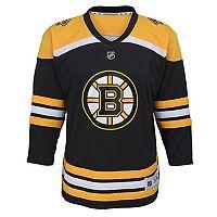 Boys 8-20 Boston Bruins Replica Jersey