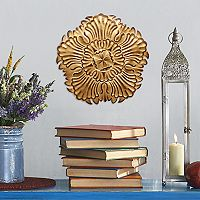 Stratton Home Decor Medallion Wall Decor