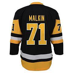 Boys 8-20 Pittsburgh Penguins Evgeni Malkin Replica Jersey