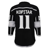 Boys 8-20 Los Angeles Kings Anze Kopitar Replica Jersey