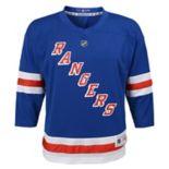Boys 8-20 New York Rangers Replica Jersey