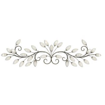 Stratton Home Decor Scroll Over-The-Door Wall Decor
