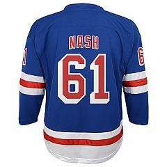 Boys 8-20 New York Rangers Rick Nash Replica Jersey