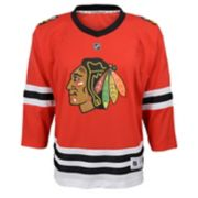 Boys 8-20 Chicago Blackhawks Replica Jersey