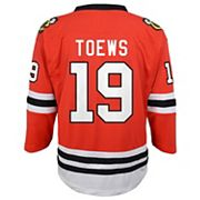 Boys 8-20 Chicago Blackhawks Jonathan Toews Replica Jersey