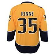 Boys 8-20 Nashville Predators Pekka Rinne Replica Jersey