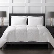 Sharper Image 370 Thread Count Lightweight Warmth Down-Alternative Comforter