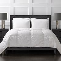 Sharper Image 370 Thread Count Lightweight Warmth Down-Alternative Comforter
