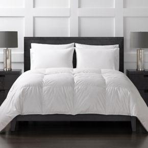 Sharper Image 370 Thread Count Extra Warmth Down-Alternative Comforter