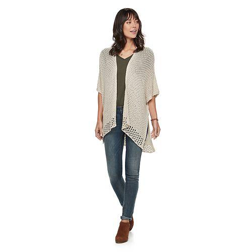 Women's SONOMA Goods for Life™ Crochet Kimono