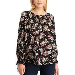 Women's Chaps Floral Top