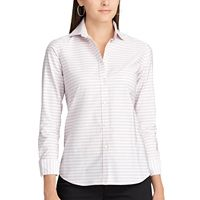 Women's Chaps Striped Non-Iron Button-Down Shirt