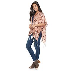 Women's SONOMA Goods for Life™ Patchwork Kimono