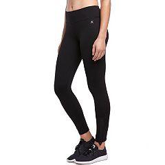 Women's Danskin Adjustable Hem Ankle Leggings