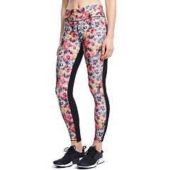Women's Danskin Floral Ankle Leggings