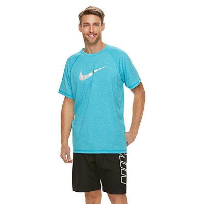 Men's Nike Dri-FIT Heathered Hydroguard Tee