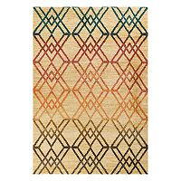 KAS Rugs Barcelona Moderne Lattice Rug