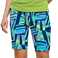 Women's Loudmouth Tiki Bar Bermuda Short