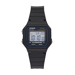 Casio Men's Classic Easy Reader Digital Watch - W217H-1AV