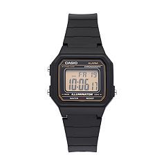 Casio Men's Classic Easy Reader Digital Watch - W217H-9AV