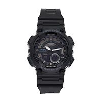 Casio Men's Telememo World Time Analog-Digital Watch - AEQ110W-1BV