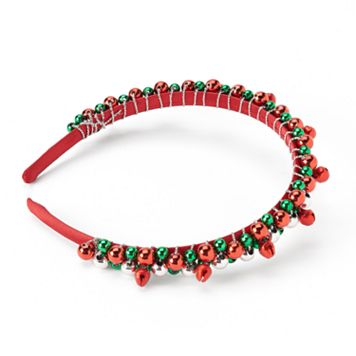 Christmas Jingle Bell Headband