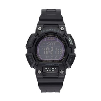 Casio Men's Tough Solar Digital Chronograph Watch - STLS110H-1B2