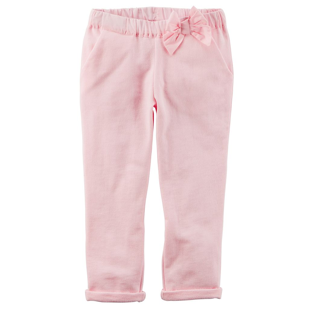 Girls 4-8 Carter's Bow Pants