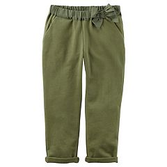Girls 4-8 Carter's Bow Pants