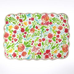 Celebrate Spring Together Bright Quilted Placemat