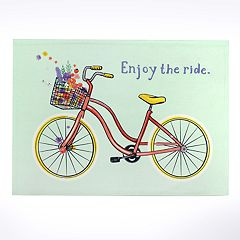 Celebrate Spring Together 'Enjoy The Ride' Placemat