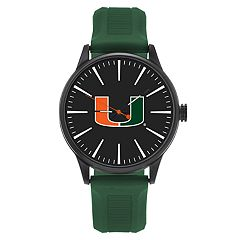 Men's Sparo Miami Hurricanes Cheer Watch