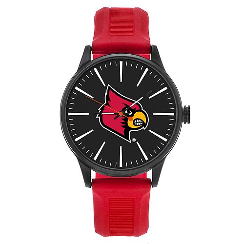 Men's Sparo Louisville Cardinals Cheer Watch